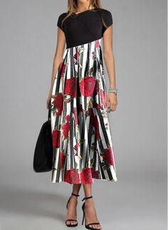 Shop Floryday for affordable Elegant Dresses. Floryday offers latest ladies' Elegant Dresses collections to fit every occasion. Elegant Dresses, Casual Dresses, Short Dresses, Summer Dresses, Vacation Dresses, Ladies Dresses, Maxi Dress With Sleeves, Belted Dress, Mode Outfits