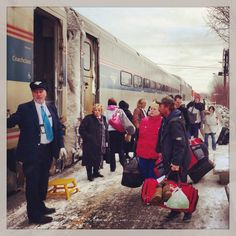 Amtrak's Blue Water trains travel between Chicago and Port Huron, Mich.