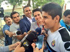 """""""CHOFIS"""" LÓPEZ CONFIESA QUE YA NO QUERÍA ESTAR EN CHIVAS El mediocampista confesó que hasta antes de la llegada de Matías Almeyda, había pasado por su mente el dejar el equipo."""