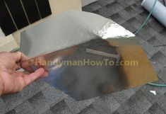 Bottom View of Galvanized Roof Kickout Flashing Fascia Board, Roof Flashing, Porch Roof, Roof Installation, Construction, Building