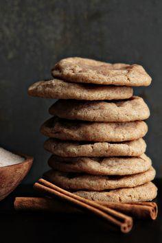 Chai spiced sugar cookies.