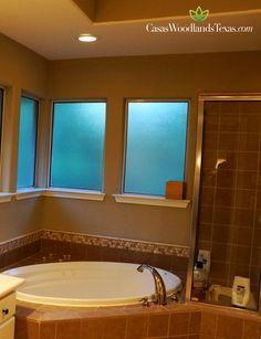 Baño de lujo con jacuzzi. #Baños #Interiores #Hogar