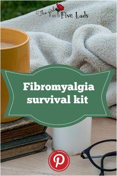 Fibromyalgia survival kit
