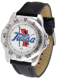 Tulsa Hurricanes Gameday Sport Men's Watch by Suntime SunTime. $42.73
