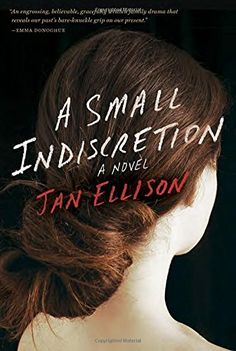 Jane Ellison, author of A SMALL INDISCRETION, on why she's reading books by men this summer.