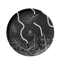 Falling Leaves [pitch] Plate