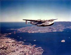 https://flic.kr/p/9ZzG7C | Boeing 314 Clipper, Pan Am