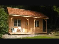 Kits. Jamaica Cottage Shop's 16' x 20' Vermont Cottage A kit has an estimated assembly time of 2 people, 40 hours and ships *free nationwide. Short clip from 2010 (5:00). #tinyhouse https://www.youtube.com/watch?v=IAZjd-5j4ok http://jamaicacottageshop.com/shop/vermont-cottage-a/ http://cdn.jamaicacottageshop.com/wp-content/uploads/pdfs/pdf16x20vtr_a.pdf http://jamaicacottageshop.com/free-shipping/