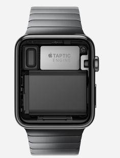 Wall Street Journal: Fehlerhafte Taptic Engine offenbar Schuld an Lieferproblemen - Apple Watch Taptic Engine #iphone #apple