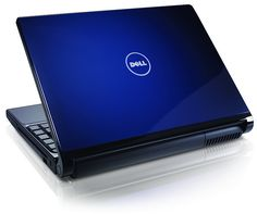 Blue Dell Laptop Computer Shop quality laptops here http://www.zenithmart.us/computers-laptops/