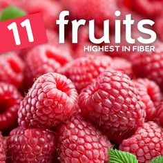 These are the fruits you want to eat if you need to increase your fiber intake.
