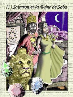 Le grand livre apocryphe des rois mages : LIVRE I chapitre XIII