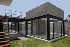 Частный дом в Лиме от студии 2.8x arquitectos