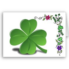 Green colored 4-leaf pattern Shamrock Clover for St. Patrick's Day. The image is available for a variety of products. Text adding is optional.  Created By stopnbuy  Link: http://www.zazzle.com/st_patrick_s_day_shamrock_clover_card-137171083907892907