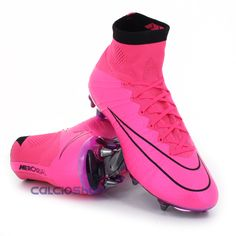 NIKE - MERCURIAL SUPERFLY SG-PRO