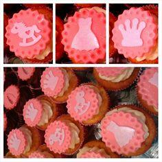 Little princess cupcakes