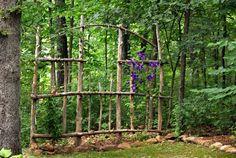 natural shade gardens - Google Search