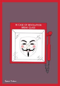 Revolution by Federico Monzani