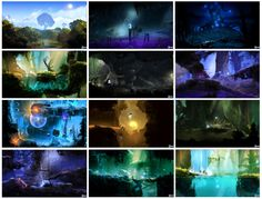 Ori and the Blind Forest, Game, Xbox, Artwork, Fan Art ori and the blind forest