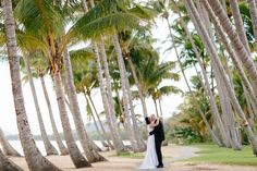 Palm Cove beach wedding by Matthew Evans Photography  http://blog.queensland.com/2014/11/12/queensland-beach-wedding-venues/ #thisisqueensland