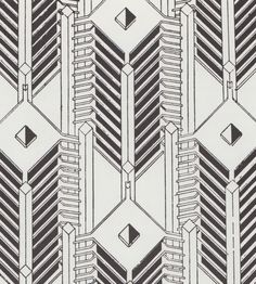 Collection By Jugni's Jania Art Deco Pattern, Pattern Design, Surface Pattern, Surface Design, Textile Patterns, Print Patterns, Textiles, Theo Van Doesburg, Art Optical