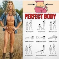 Perfect body - weighteasyloss.com