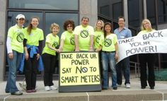 Woman Arrested While Refusing Smart Meter Installation on Her ...