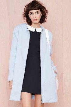 BB Dakota Hot Damn Coat | Shop What's New at Nasty Gal