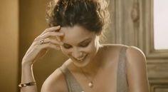 Vidéo de la campagne Swarovski avec Bérénice Marlohe