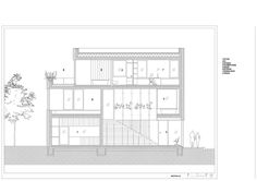 Villa Criss-Cross Envelope - Picture gallery