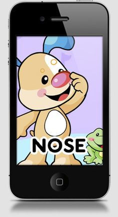 The Top 25 Baby Care Apps of 2011: Where's Puppy's Nose for Baby