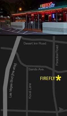 Firefly on Paradise - THE best tapas in town. Oh. And. Try the pomegranate mojitos. Refreshing!