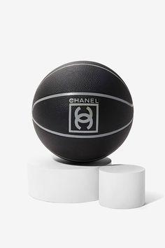Vintage Chanel Leather Basketball