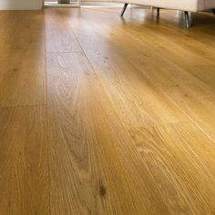 Oak | Howdens Professional Fast Fit V Groove Flooring | Howdens Joinery
