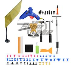 Super PDR(Paintless Dent Removal) Tools Shop - High Quality Dent Puller Slide Hammer Dent Repair PDR Tools for Sale Y-046