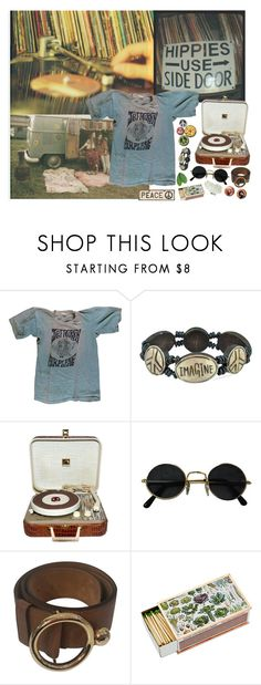 """Turn My Life Down"" by mickjaggerismydrug ❤ liked on Polyvore featuring RCA, Moschino and vintage"