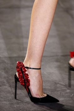 a7cf52f7352 153 Memorable Pairs of Shoes from Fashion Month