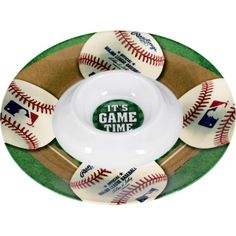 MLB Chip and Dip 13in