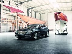 BMW individual 760Li sterling by ROBBE & BERKING