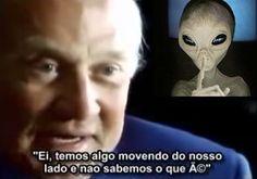 Buzz Aldrin volta a contar como encontrou óvni em Missão Apollo 11