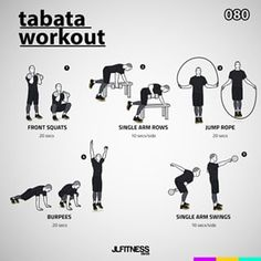Visual Workouts For Everyone Kettlebell Training, Kettlebell Program, Kettlebell Cardio, Hiit Workouts With Weights, Tabata Workouts, Gym Workout Videos, Boxing Workout, Calisthenics Workout, Amrap Workout