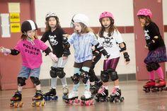 Twin City Junior Roller Derby :D