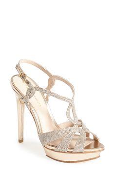 22e666b48da2 Pelle Moda  Farrel  Slingback Sandal (Women) Gorgeous Heels