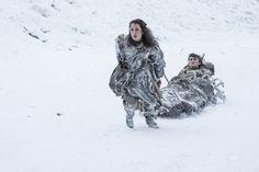 Bran and Meera