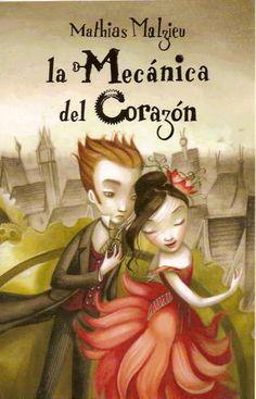 Aquest llibre tracta d'un nen que neix malament i ha de viure amb un relotge com a cor. És un nen adoptat i viu lluny de la societat als 10 anys va a una ciutat on coneixerà el amor de la seva vida. Una noia que balla i canta.