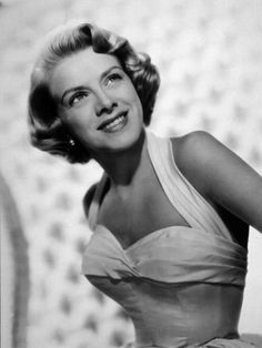 Rose Mary Clooney - circa 1954. Gorgeous!