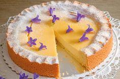 Koláč s krémešovou plnkou Cheesecake, Food And Drink, Pie, Baking, Fruit, Sweet, Cakes, Thermomix, Torte