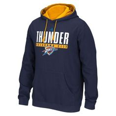 adidas Men's Oklahoma City Thunder Tip-Off Playbook Hoodie $44.00