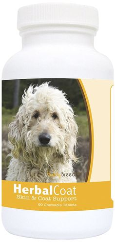 Healthy Breeds Goldendoodle Natural Skin/Coat Support for Dogs 60Count ** Want to know more, click on the image. (This is an affiliate link and I receive a commission for the sales)