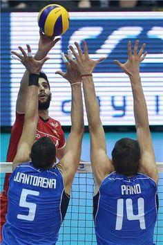 Italy vs Iran World League 2016